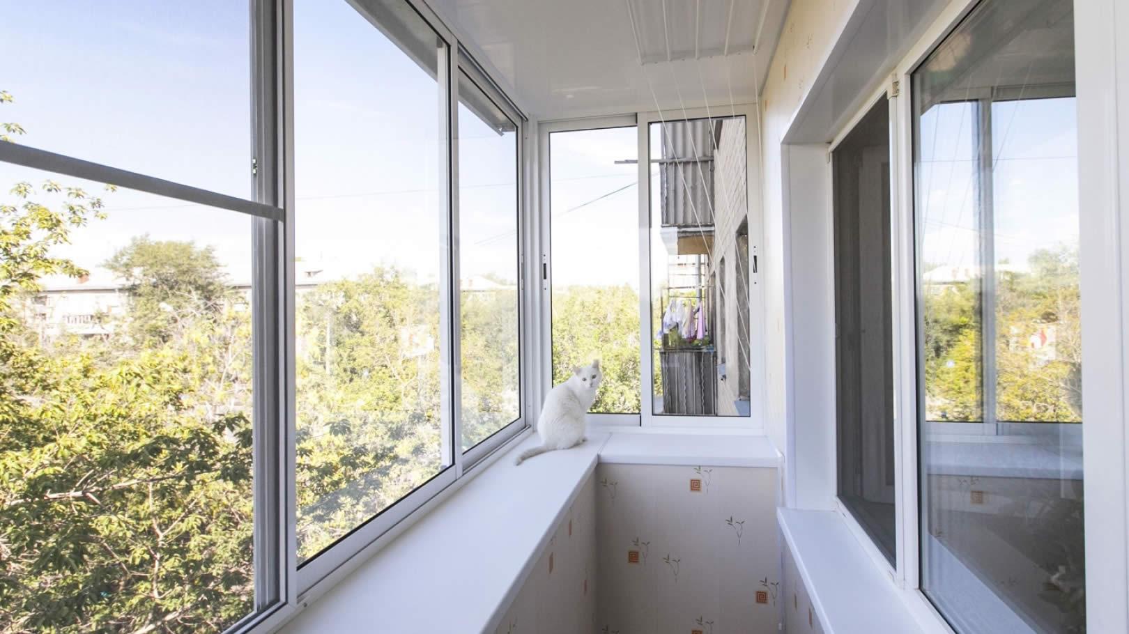 Балкон под ключ в Киеве  изготовление и монтаж от